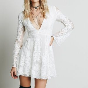 Free People Reign Over Me Dress size 12
